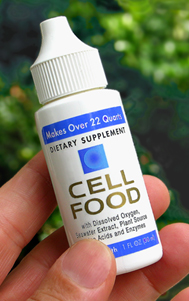 Cellfood Oxygen Supplement